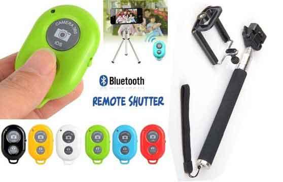 Remote chụp hình tự sướng giá sỉ và lẻ rẻ nhất 0108