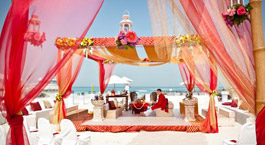 Destination Wedding At Beach