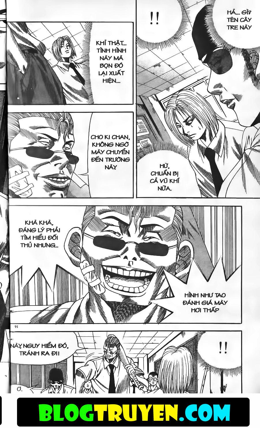 Bitagi - Anh chàng ngổ ngáo chap 145 trang 10
