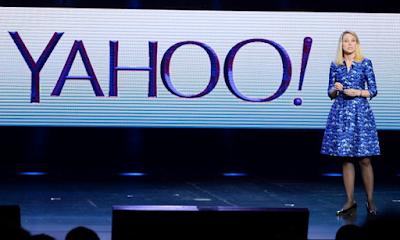 Mundur Dari Yahoo, CEO Cantik Ini Akan Menerima 2 Triliun
