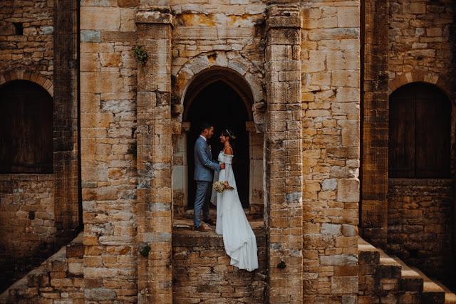 Una mágica boda en Asturias