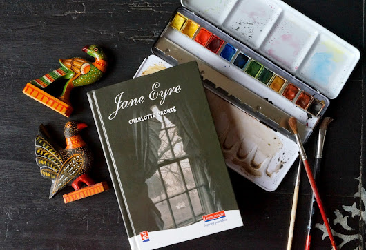 Half Way Book Review: Jane Eyre