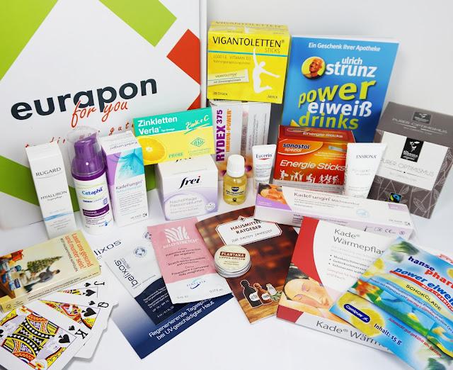 "Eurapon For You - Überraschungsbox ""Winter-Edition"" 2016"