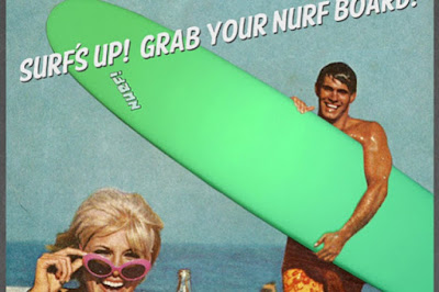 nurf soft surfboards