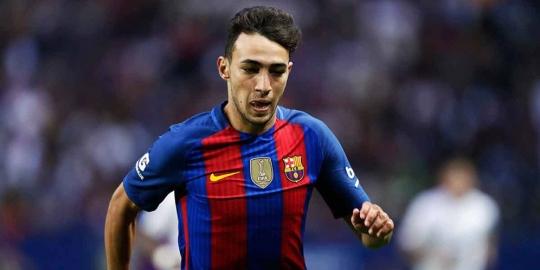 3 Klub Premier League Ingin Rekrut Munir dari Barca