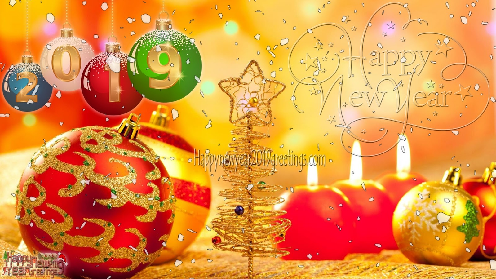 happy new year 2019 hd wallpaper download 1080p