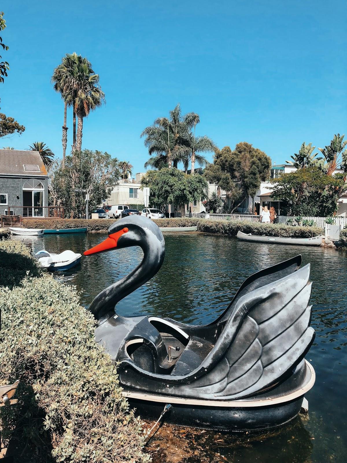 canales de venecia en los ángeles