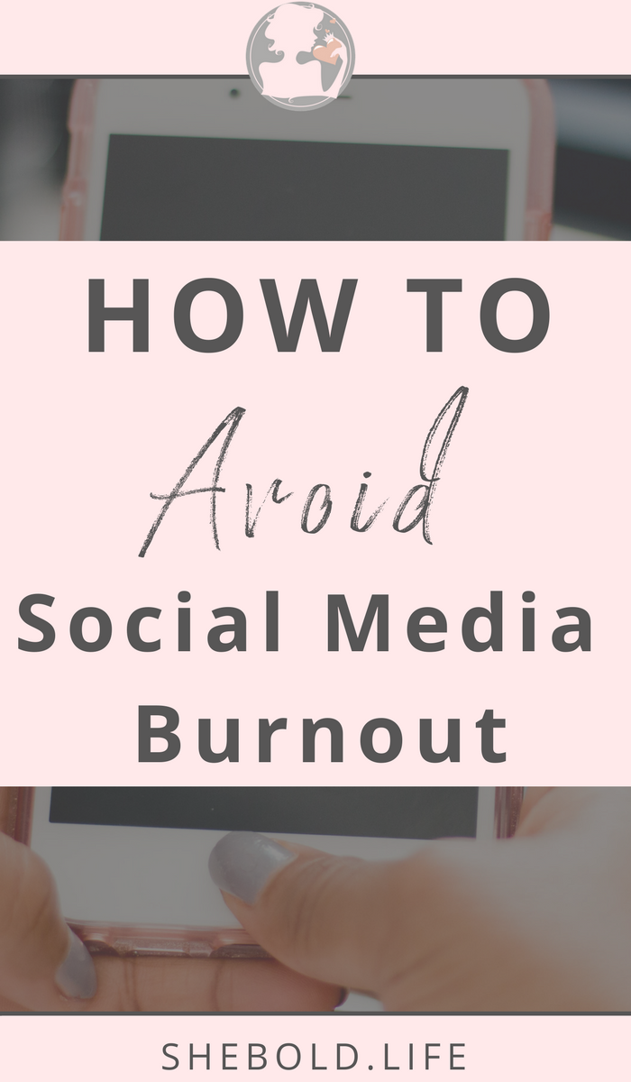 Practical tips to avoid social media burnout