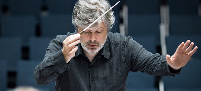 Sr James MacMillan (Photo Hans van der Woerd)