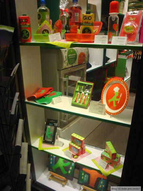 Onde comprar souvenir em Berlim? Ampelmann