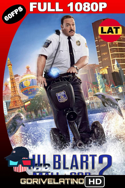 Paul Blart Mall Cop 2 (2015) BDRip FULL 1080p (60FPS) Latino-Inglés MKV