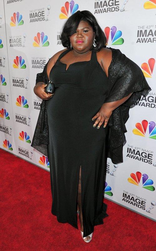 Precious Actress Gabourey Sidibe Loses 179-pounds : precious, actress, gabourey, sidibe, loses, 179-pounds, Gabourey, Sidibe, Pounds