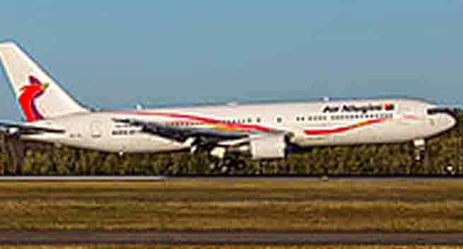 Portuguese airline assists Air Niugini
