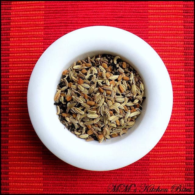 Bengali 5 Spice Masla mmskitchenbites