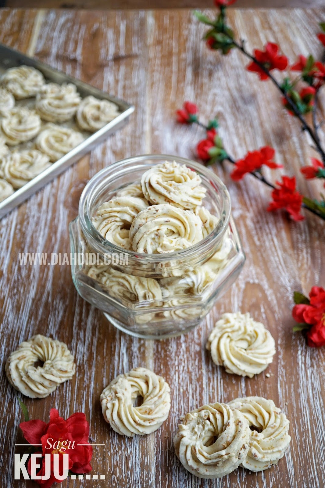Resep Sagu Keju : resep, Didi's, Kitchen:, Klasik