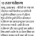 on 12th p govt job online form hindi