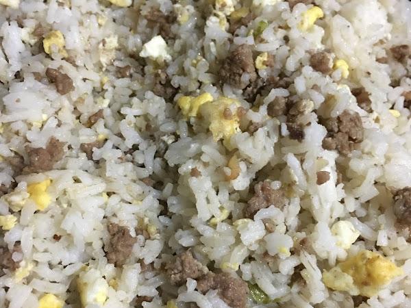 Resipi nasi goreng daging