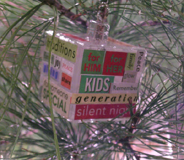 Family Memory Ornaments 1