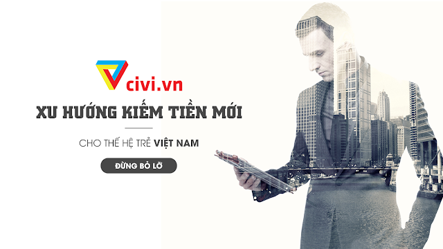 huong dan kiem tien tren civi bang cach chen quang cao vao blogspot