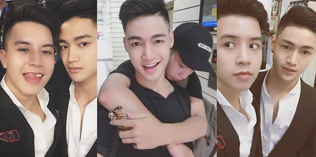 Chuyện tình của cặp đôi trai đẹp Hà Thành khiến các hủ phát hờn vì quá...đáng yêu !!!