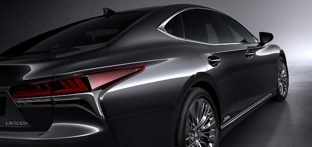 Lexus LS 500h 2019 chega ao Brasil - Preço - R$ 760 mil