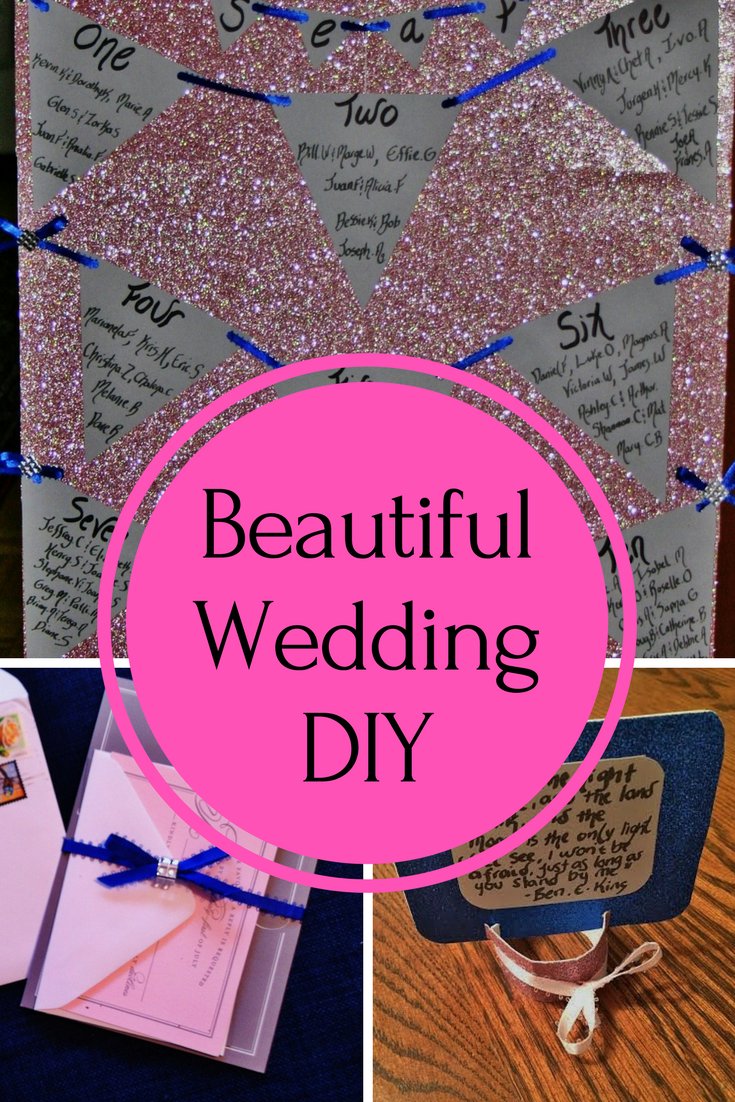 Cook, Wine and Thinker!: Beautiful Wedding DIY