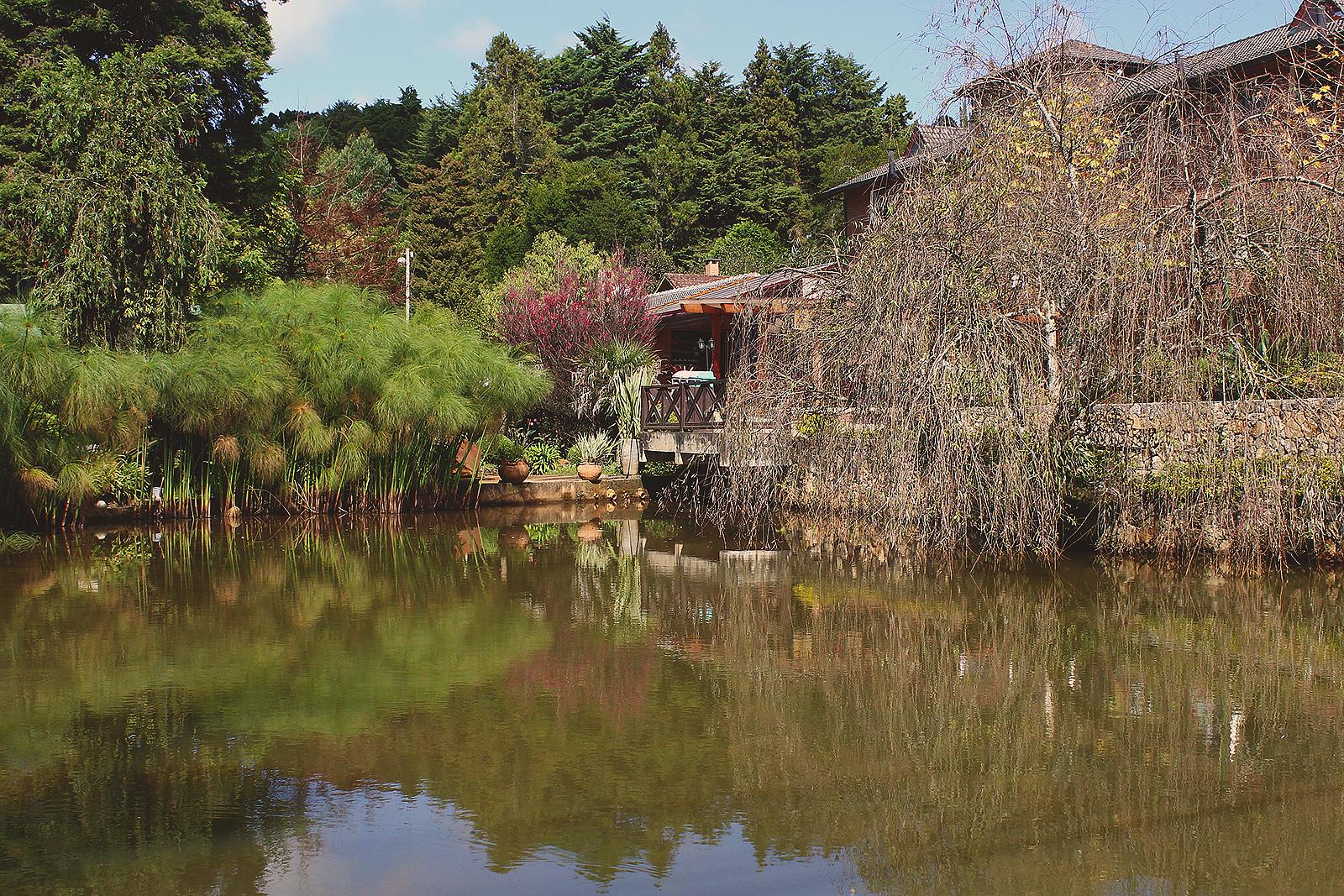 lago centro monte verde