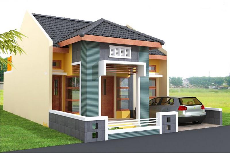 65 Gambar Rumah Sederhana Minimalis Yang Terlihat Mewah Disain