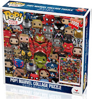 Puzzle Marvel Funko Pop!
