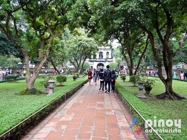 Top Things To Do in Hanoi Vietnam Temple of Literature