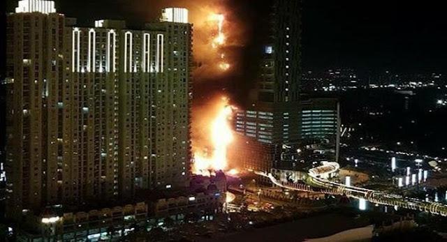 Kebakaran Neo Soho Masih Diselidiki, Ini Penjelasan Podomoro City