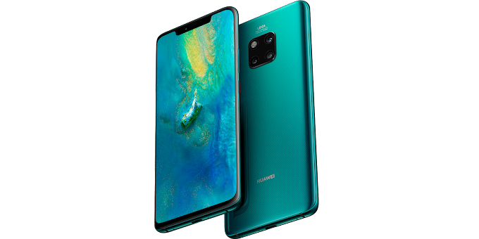 Huawei Mate 20 Pro receives first software update with camera and security improvements
