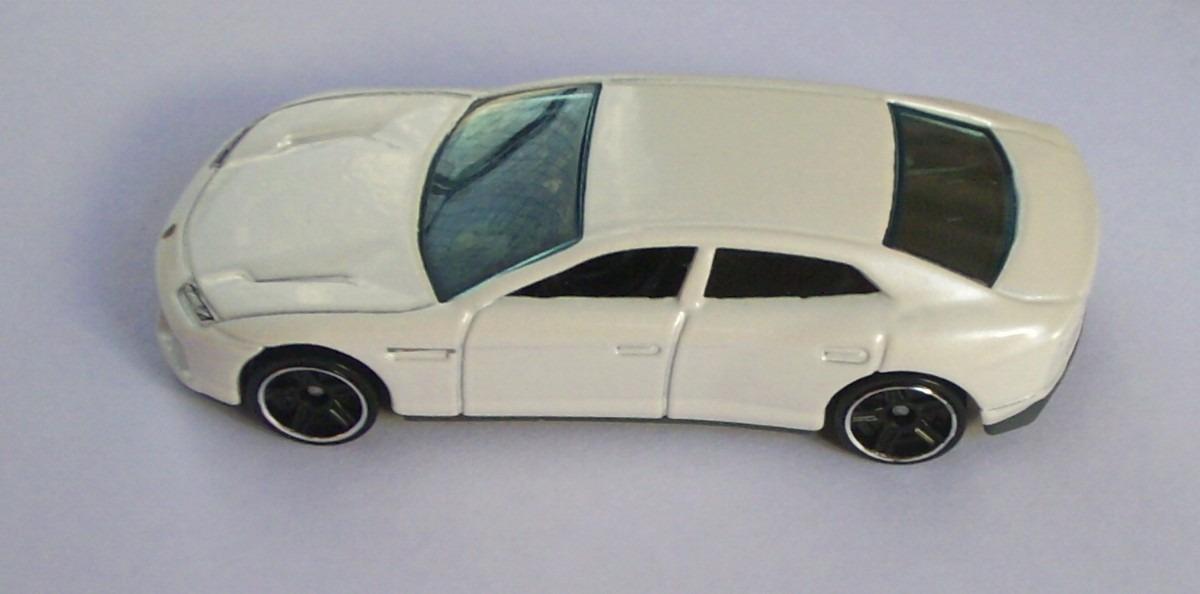 White LAMBORGHINI ESTOQUE. Mystery Models U002712 Diecast Car Sealed