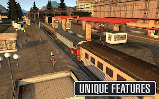 Train Driver 2018 Apk + Data Obb - Free Download Android Game