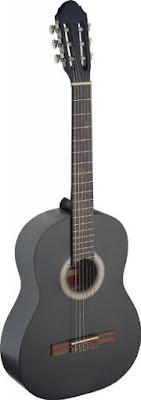 Đàn guitar classic Stagg C440MBLK