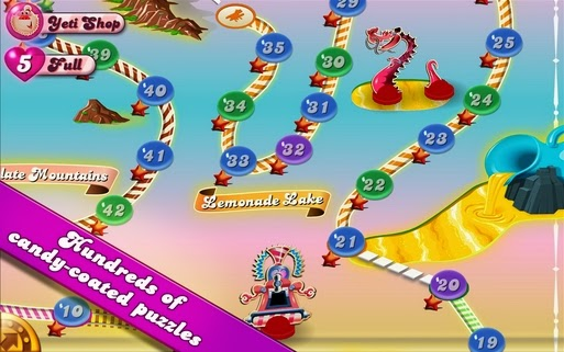 Download Candy Crush Saga APK