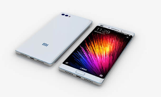 6.Xiaomi Mi Note 2