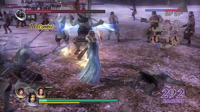 Warrior Orochi Z PC Game Full Version Gameplay