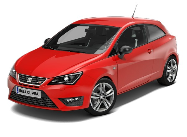 seat ibiza iv cupra restyl e 2014 couleurs colors. Black Bedroom Furniture Sets. Home Design Ideas