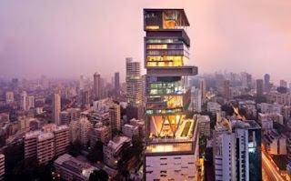 antilla mumbai india