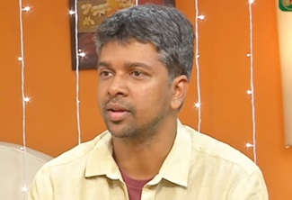 Madhan Karky in Morning Cafe | Pongal Special 14-01-2018 Puthuyugam Tv