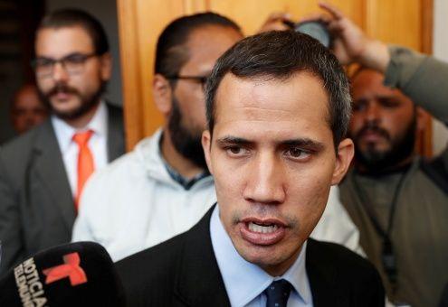 El Tribunal Supremo de Justicia de Venezuela aprueba medidas cautelares contra Guaidó