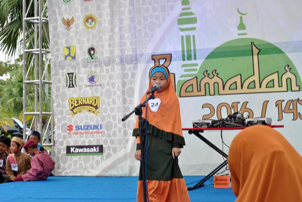 LDII dan MUI Ramaikan Ramadan Expo 2016 Balikpapan