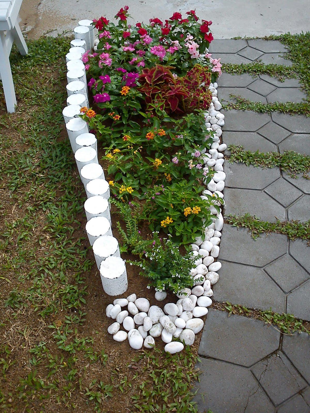 English Garden Versi Melayu