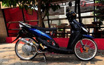 referensi modifikasi yamaha mio sporty 2007
