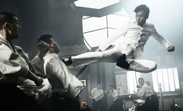 Review: LEGEND OF THE FIST: THE RETURN OF CHEN ZHEN 夜行俠陳真 (2010)