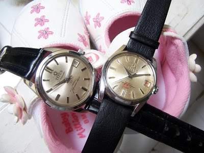 Jam tangan antik Titus 77