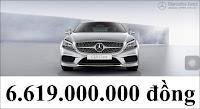 Giá xe Mercedes CLS 500 4MATIC