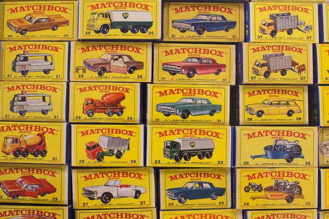 Vintage Matchbox Cars Uk