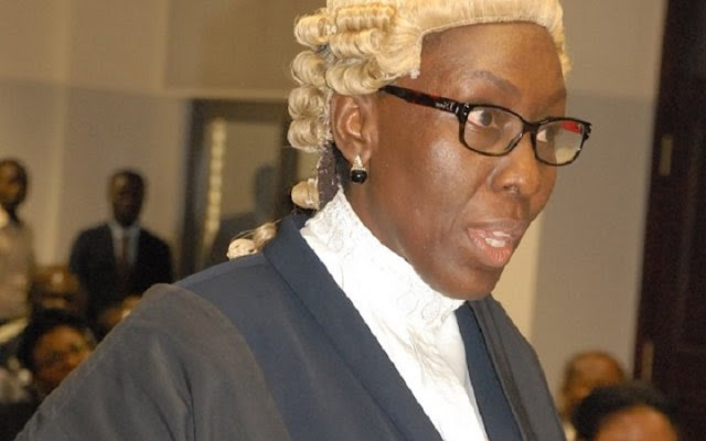 Marietta Brew Appiah-Oppong, Attorney General & Minister for Justice